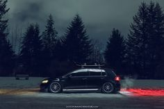 RPI Equipped's Volkswagen MK7 GTI #Volkswagen #VW #MK7 #GTI #Rotiform #BLQ #Vancouver #Canada #Automotive #Car