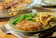 Here's an easy to makedish that practically ensures that everyone will clean their plates.The secret to its success is simple...it's stuffing.