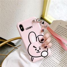 Kpop Phone Cases, Friends Phone Case, Girly Phone Cases, Iphone Phone Cases, Phone Covers, Iphone 8 Plus, Iphone 11, Line Friends, Silicone Phone Case