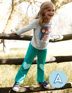 Heart Patch Pants 32565 Pants at Boden Girls Leggings, Girls Pants, Stella Mae, Boden Clothing, Patch Pants, Cute Boy Outfits, Mini Boden, Diy For Girls, Girls Shopping