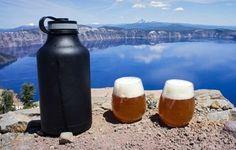 ビールを24時間冷やせる魔法瓶「Hydro Flask」 http://entabe.jp/news/article/3464