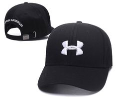 fe80d292fcd Hot Under Armour Branded Baseball Hat Adjustable Men Women Cap New