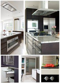 Gaggenau Kitchen Appliances #appliances #gaggenau #kitchen Pinned by www.modlar.com