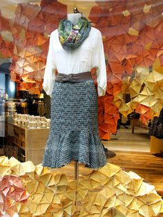 fabric movement
