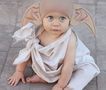 How cute is this Dobby? Quick someone have a baby so we can do this!