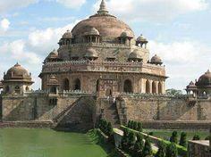 Sher Shah Suri's Tomb, Sasaram, Bihar, India
