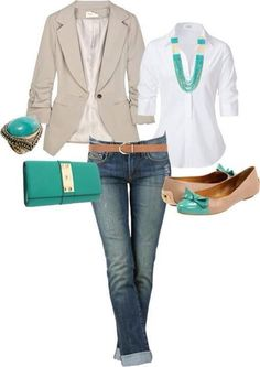 10 Spring Fashion Outfits @Shellie Giddings Deringer (Saving With Shellie)
