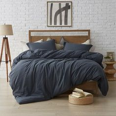 Faded Black Oversized King Comforter Warm and Cozy Natural Loft Oversized King Bedding Oversized King Comforter, Black Comforter, Twin Xl Comforter, Dorm Bedding, Bedding For Men, College Comforter, King Size Comforters, Bedding Decor, Comforter Cover