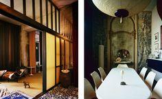 Inside the Secret Home of Genius Italian Architect Carlo Mollino #architettura #fotografia #storia