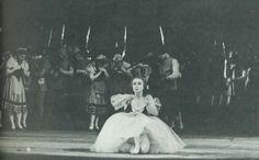 Galina Ulanova in Giselle