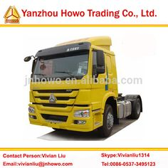New!!! SINOTRUK HOWO A7 4*2 EURO 3 trailer 420 hp Tractor truck low price sale