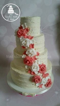 Natalie's Cakes & Bakes - a yummy 10% off your wedding cake order when booked on the day!