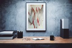 Resin Abstract Painting, ikat design painting, Valentines Gift, Gift for Him, Wall Art, Large painting, ikat painting, Resin Painting by GildedGloss on Etsy