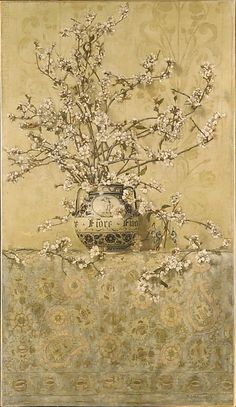 Charles Caryl Coleman (American, 1840). Apple Blossoms, 1889. The Metropolitan Museum of Art, New York. Barbara and John Robinson Fund and Marguerite and Frank A. Cosgrove Jr. Fund, 1996 (1996.102)