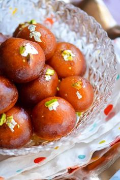 Syrup Soaked Indian Sweet Gulab Jamun Recipe with ChefDeHome