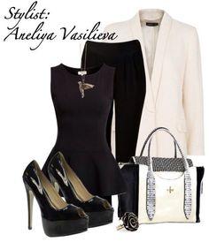 Stylist: Aneliya Vasilieva