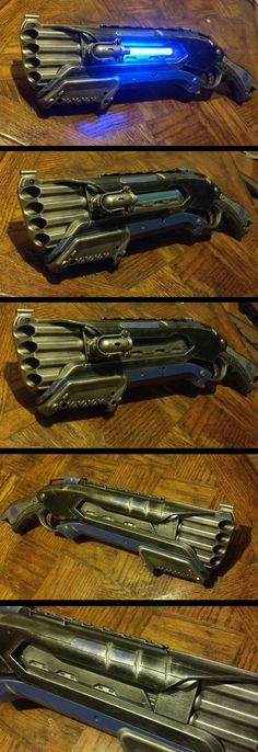 Space Marine Nerf Gun::  It's funny how when you are growing up as a kid, having the newest next best thing from Nerf made all the other kids drool, and when you grow up… it still does! www.gonnawannagetit.com