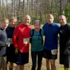 Tough Mudder 2012 some of our family!