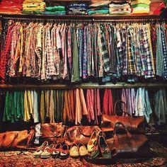 keil james patrick closet - Google Search