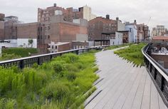 yknespresso:The New York High Line is worth a visit!
