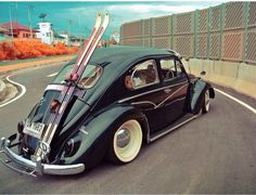 VW Ski bug