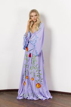 """""""Strange Magic"""" Women's embroidered duster - Lavender Fillyboo - Boho inspired maternity clothes online, maternity dresses, maternity tops and maternity jeans. Maternity Jeans, Maternity Tops, Maternity Dresses, Maternity Clothes Online, Strange Magic, Magic Women, Lavender, Boho, Inspired"""