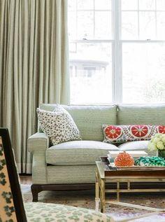 Valentine Street Residence  living room
