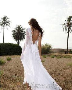 vestidos de novias ibizencos Charo Ruiz