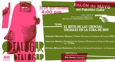 30 de sptiembre, próximo espacio: Dialogar, dialogar  http://www.defensahumanidad.cu/index.php/en-defensa-de/conocimiento-para-todos/709-30-de-sptiembre-proximo-espacio-dialogar-dialogar