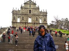 Traveling Macau without visiting the Ruins of St Paul literally means not visiting Macau attractions at all. It is one of the most visited Macau attraction. Originally built in 17th century, it was destroyed by fire in 1835 & what remains till today is the facade of the Church & St Paul's college.