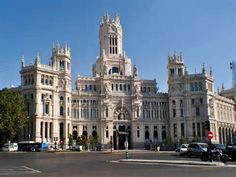 Madrid, Spain.  The first of two trips I made to this country.