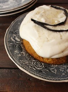Unelmaa leipomassa: Pieni porkkanakakku