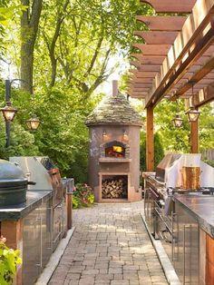 Dump A Day 30 Amazing Outdoor Kitchen Ideas