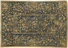 A Royal Louis XIV Savonnerie Carpet, The Louvre or Chaillot Workshops, Mid century.