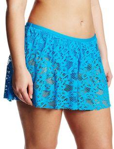 895db48818bc5 Kenneth Cole New Lace Ocean Blue Skirted Swim Bottom Skirtini Swimwear  Small #KennethColeReaction #SkirtedSwimBottoms. Swimsuit Cover UpsWomen's  ...