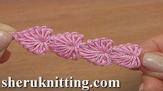 Crochet Butterfly Cord Tutorial 52 Crochet Butterflies - YouTube