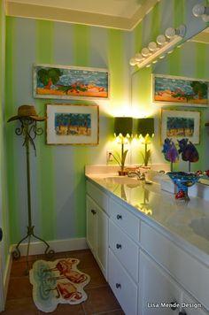 Lisa Mende Design: COASTAL LIVING HOME TOUR PART 2 - THE DOUGHER HOME