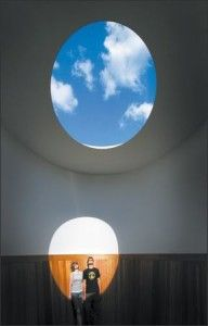 Light Reign, a James Turrell Skyspace
