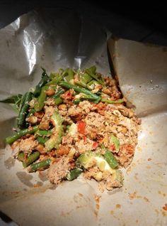 Serombotan #lunch #salad #indonesia