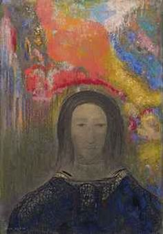 ODILON REDON (1840-1916), Rêverie, pastel and charcoal