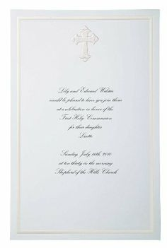 Wilton Faith Cross Invitations by Wilton. $6.88. Wilton Faith Cross Invitations. Save 31%!