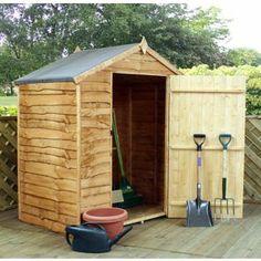 Mercia - Waney Edge Shed - Budget - 3x5 from Homebase.co.uk