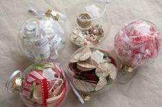 Handmade Christmas Ornaments | The Creative Place: Handmade Christmas: Ornaments