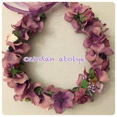 taç, çiçekli taç, gelin tacı, nişan tacı, lohusa tacı, bride, wreath, bride crown, crown, dedign, hand made