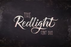 hi Friends......The Redlight Font Duo is a beautiful Script, It suitable for wedding invitation, greeting cards, T-Shirt, Logo or any design that you create.comes with a complete set of standard characters, Alternates, Punctuation & international glyphsFeatures  UPPERCASE lowercase numeral punctuation international glyphs Support PUA unicode (specially coded fonts) Ligatures Alternates Glyphs Includes TheRedlight.ttf TheRedlight.otf TheRedlight Line.ttf TheRedlight Line.otf TheRedlight Line…