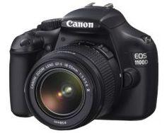 Зеркальный фотоаппарат Canon EOS 1100D EF-S 18-55 III Kit