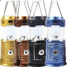 [ 20% OFF ] Portable Rechargeable Led Camping Lantern Flashlight Ultra Bright Collapsible Solar Camping Light For Outdoor Hiking Ali88