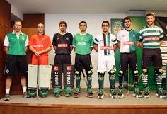 Conferência de Imprensa de apresentação dos Equipamentos Oficiais 2013/2013, e da parceria com a Ekis, que decorreu no passado dia 26-09-2013, pelas 18h30m, no Auditório Artur Agostinho, no Estádio José Alvalade XXI.