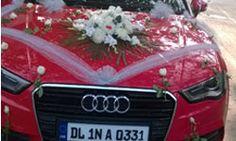 Audi car rental in delhi: Wedding Car Hire Delhi is New Delhi (NCR) India b...