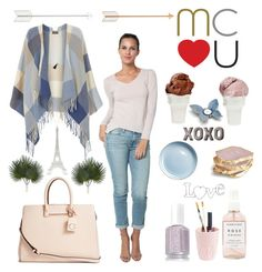 """""""mcheartsu"""" by sneky ❤ liked on Polyvore featuring GUESS, Dorothy Perkins, Sin, CB2, Herbivore, Merci Gustave!, Chan Luu, mcheartsu and modelcitizen"""